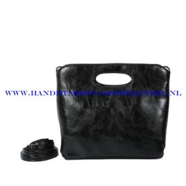 N38 Handtas Ines Delaure 1682627 zwart