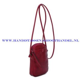 N20 Handtas Ines Delaure 1682588 framboise (paars - rood)