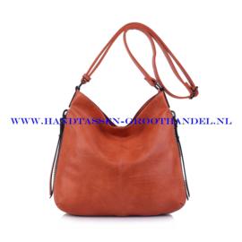 N72 Handtas Ines Delaure 1681669 oranje