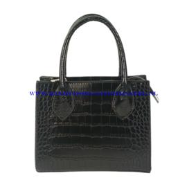 N33 Handtas Flora & Co 8052 zwart