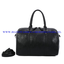 N41 Handtas Ines Delaure 1682779 zwart