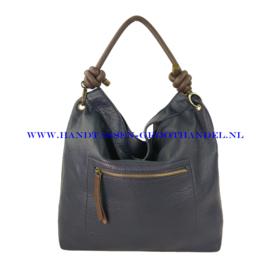 N38 Handtas Flora & Co 9902 blauw