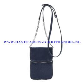 N21 Handtas Ines Delaure 16822592 blauw
