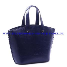 N73 Handtas Ines Delaure 1681771 blauw