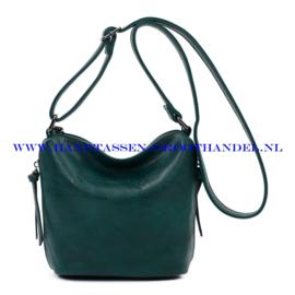 N27 Handtas Ines Delaure 1682059 pin (groen)