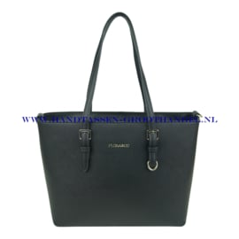 N39 Handtas Flora & Co F9126 zwart
