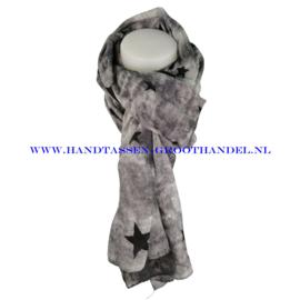 N7 Sjaal 7034 grijs