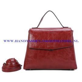 N39 Handtas Ines Delaure 1682841 brique (bruin)