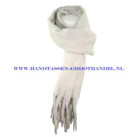 N15 sjaal 1830 gris claire (grijs)