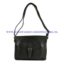 N115 Handtas Flora & Co 6711 zwart
