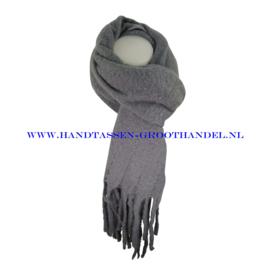 N101 sjaal ENEC-1904 grijs