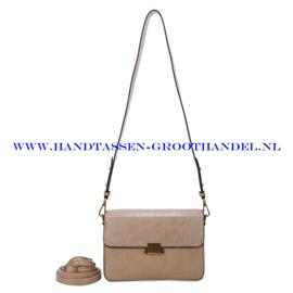 N36 Handtas Ines Delaure 1682665 creme (beige)