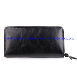 N60 portemonnee Ines Delaure B002 zwart