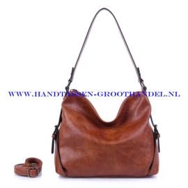 N72 Handtas Ines Delaure 1682299 camel