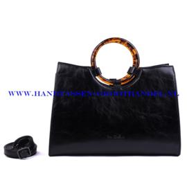 N107 Handtas Ines Delaure 1682301 zwart