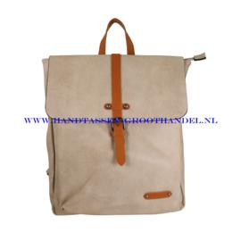 N38 Handtas Flora & Co 6725 beige taupe