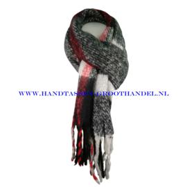 N15 sjaal 1883 zwart