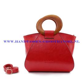 N73 Handtas Ines Delaure 1682209 feu (rood)