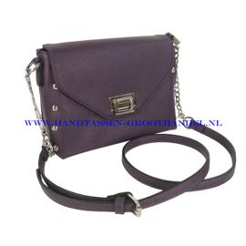 N23 Handtas Flora & Co 6390 violet (paars)