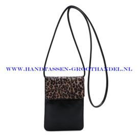 N20 Handtas Ines Delaure 1682350L leo (luipaard)