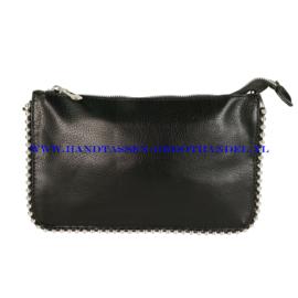 N27 Handtas Flora & Co 6738 zwart