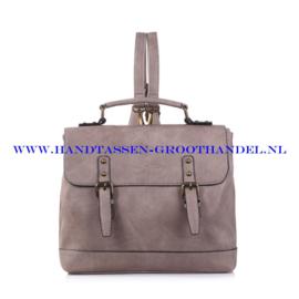 N38 Handtas Ines Delaure 1681652 taupe