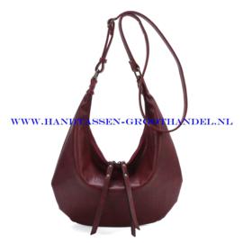N35 Handtas Ines Delaure 1682518 bordeaux