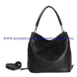 N72 Handtas Ines Delaure 1681819 zwart