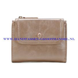 N60 portemonnee Ines Delaure Y8169 dore (goud)