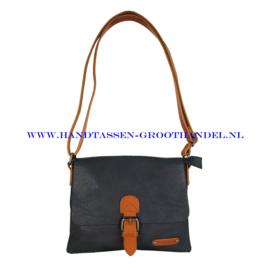 N27 Handtas Flora & Co 6733 blauw