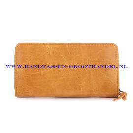 N60 portemonnee Ines Delaure E002 saffran (geel)