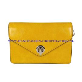 N30 Handtas Flora & Co 9577 moutarde (geel)