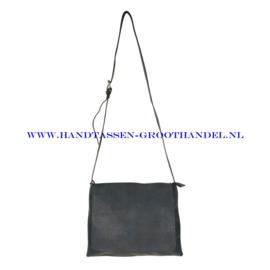 N91 Handtas Flora & Co 7965 blauw