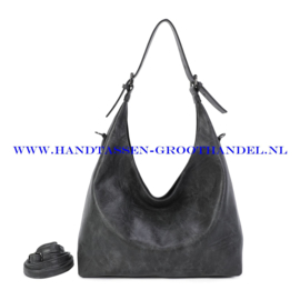 N39 Handtas Ines Delaure 1682832 grijs