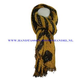 N68 sjaal ENEC-908 geel