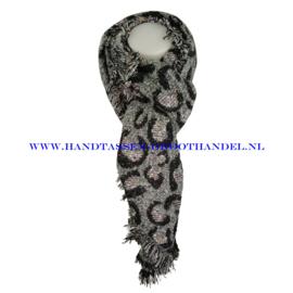 N15 sjaal ENEC-893 grijs