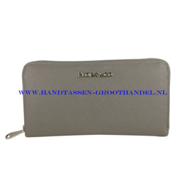 N20 portemonnee Flora & Co k1688 grijs