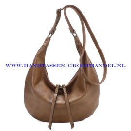 N35 Handtas Ines Delaure 1682518 cuivre (bruin - brons - goud)
