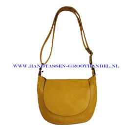 N31 Handtas Flora & Co 7988 moutarde (geel)