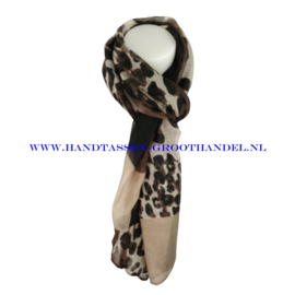 N5 sjaal ENEC-817 zwart