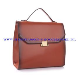 N38 Handtas Ines Delaure 1682147 camel