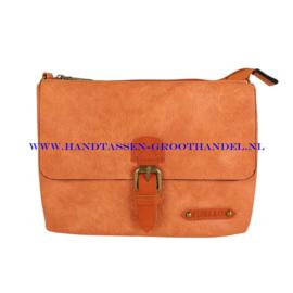 N30 Handtas Flora & Co 6768 oranje (pastel oranje)