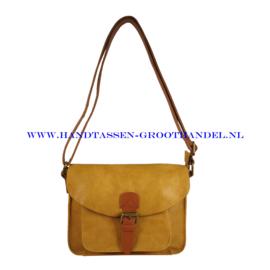 N31 Handtas Flora & Co 6788 moutarde (geel - mosterd)