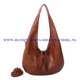 N107 Handtas Ines Delaure 1682746 camel