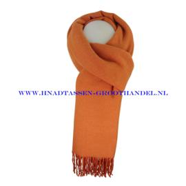 N21 sjaal ENEC-807 oranje