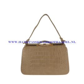 N27 Handtas Flora & Co 9559 beige taupe