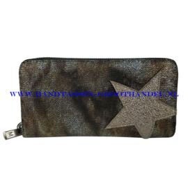 N18 portemonnee Mandoline 301 zwart