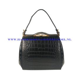 N28 Handtas Flora & Co 9560 zwart