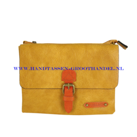 N30 Handtas Flora & Co 6768 moutarde