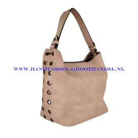 N72 Handtas Flora & Co 7957 roze